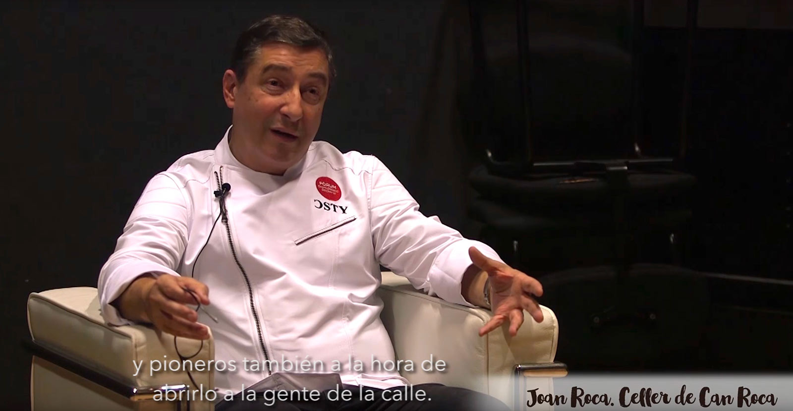 Ser o no Ser- Forum Gastronomic