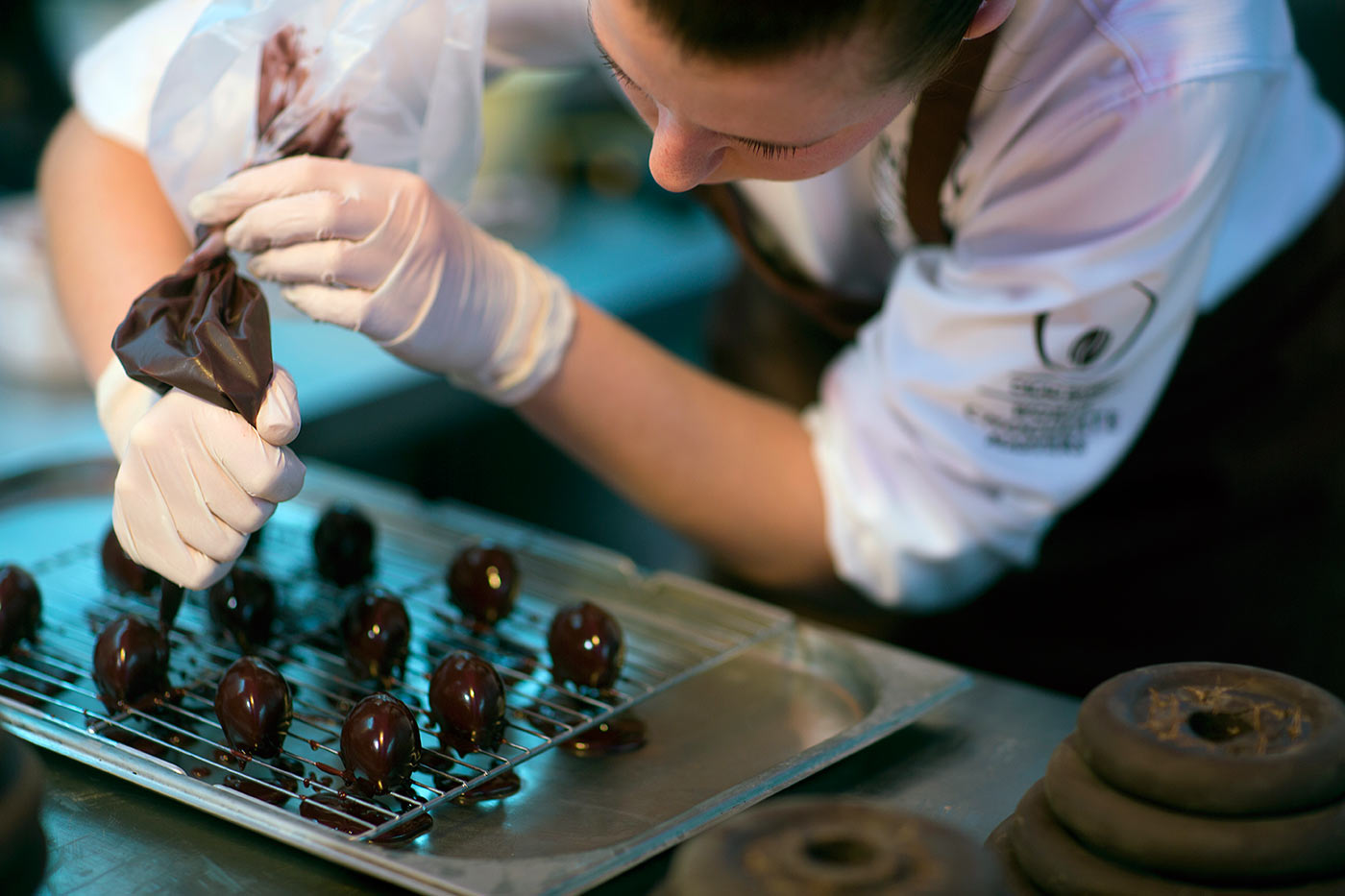Futropolis. World Chocolate Masters Poland.