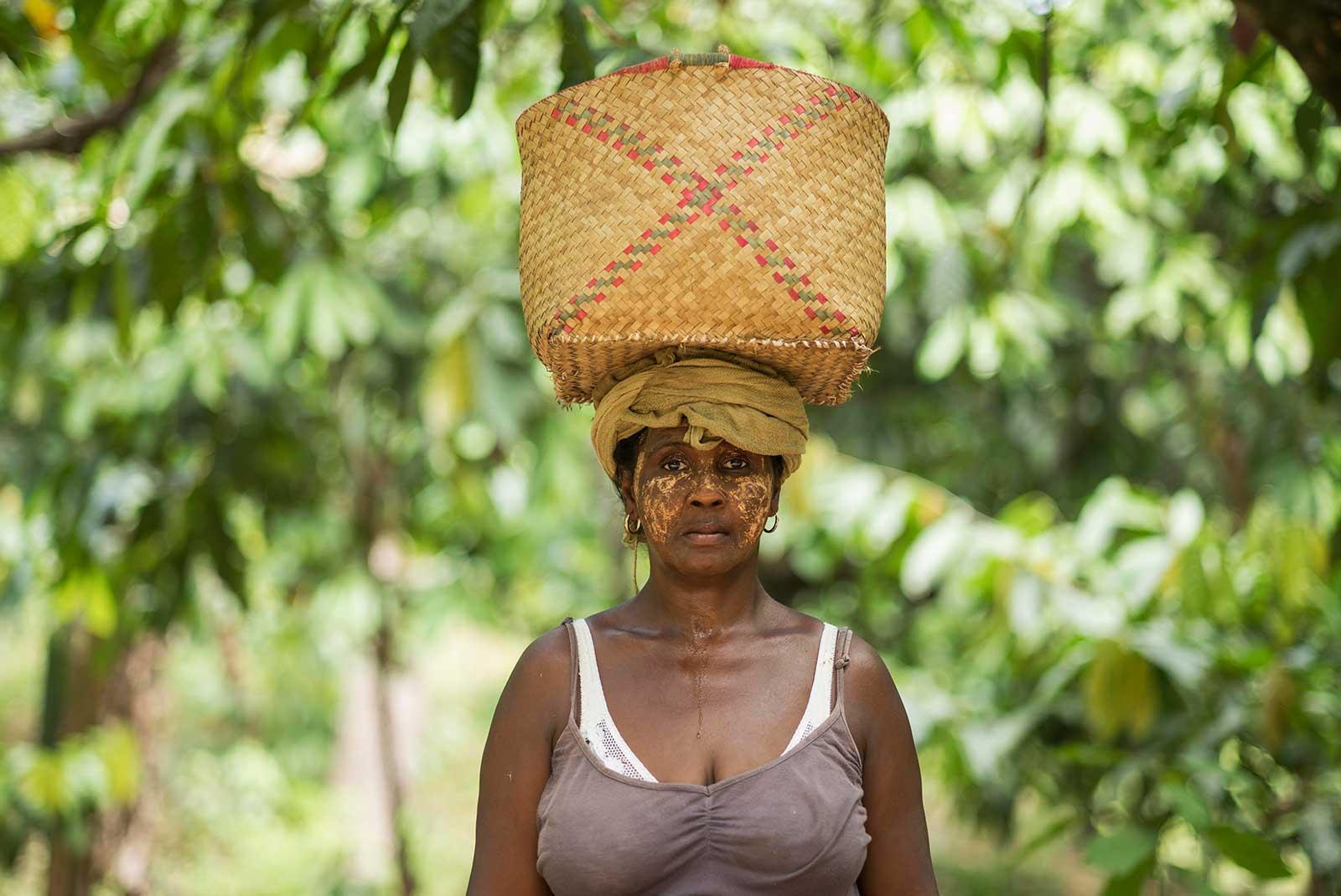Cacao Faces- Los agricultores.