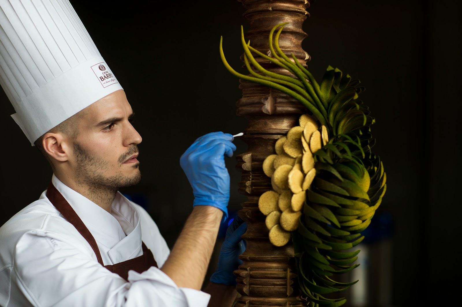 World Chocolate Masters, Preselección España 2015