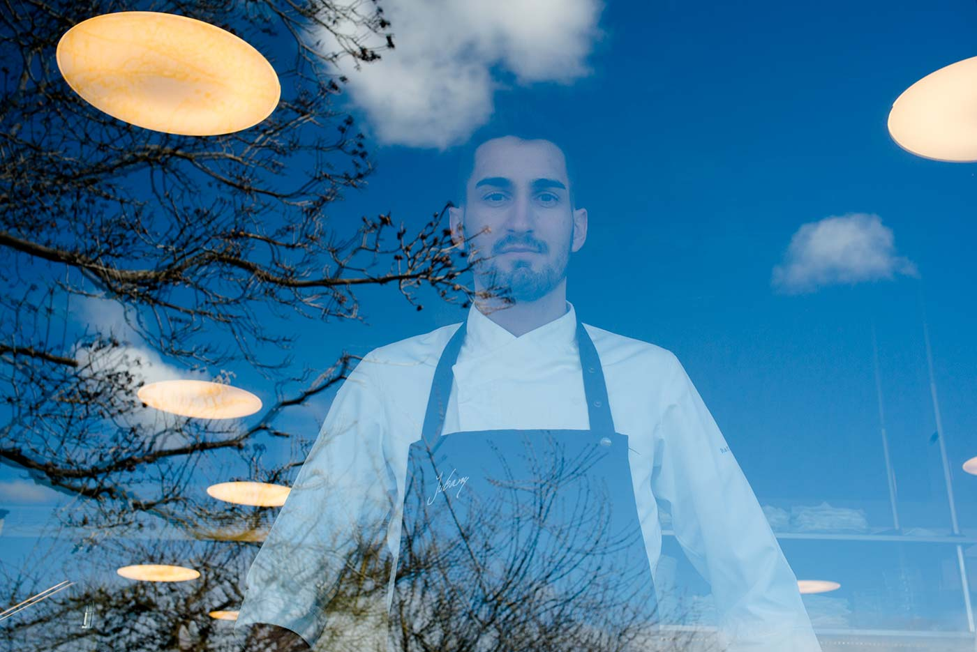 Rafa Delgado. Pastry Chef.