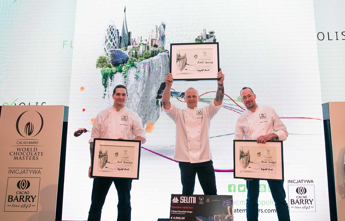 El ganador, Michal Iwaniuk