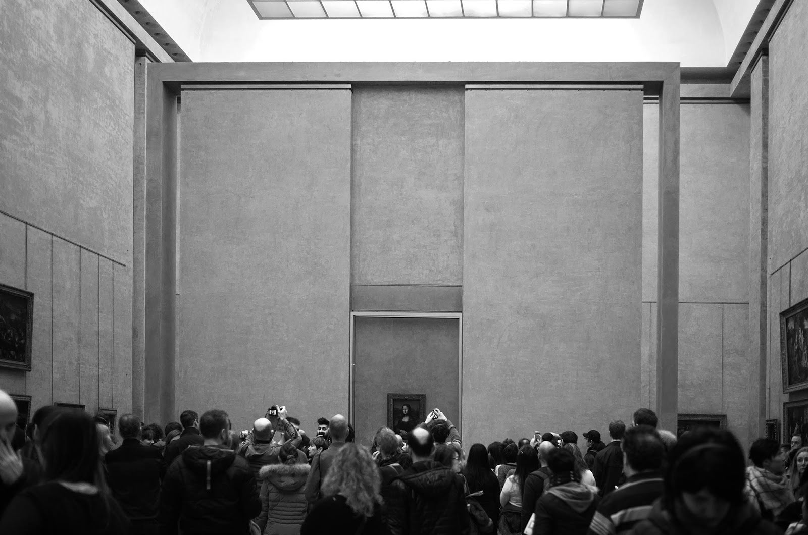 La soledad de Lisa Gherardini