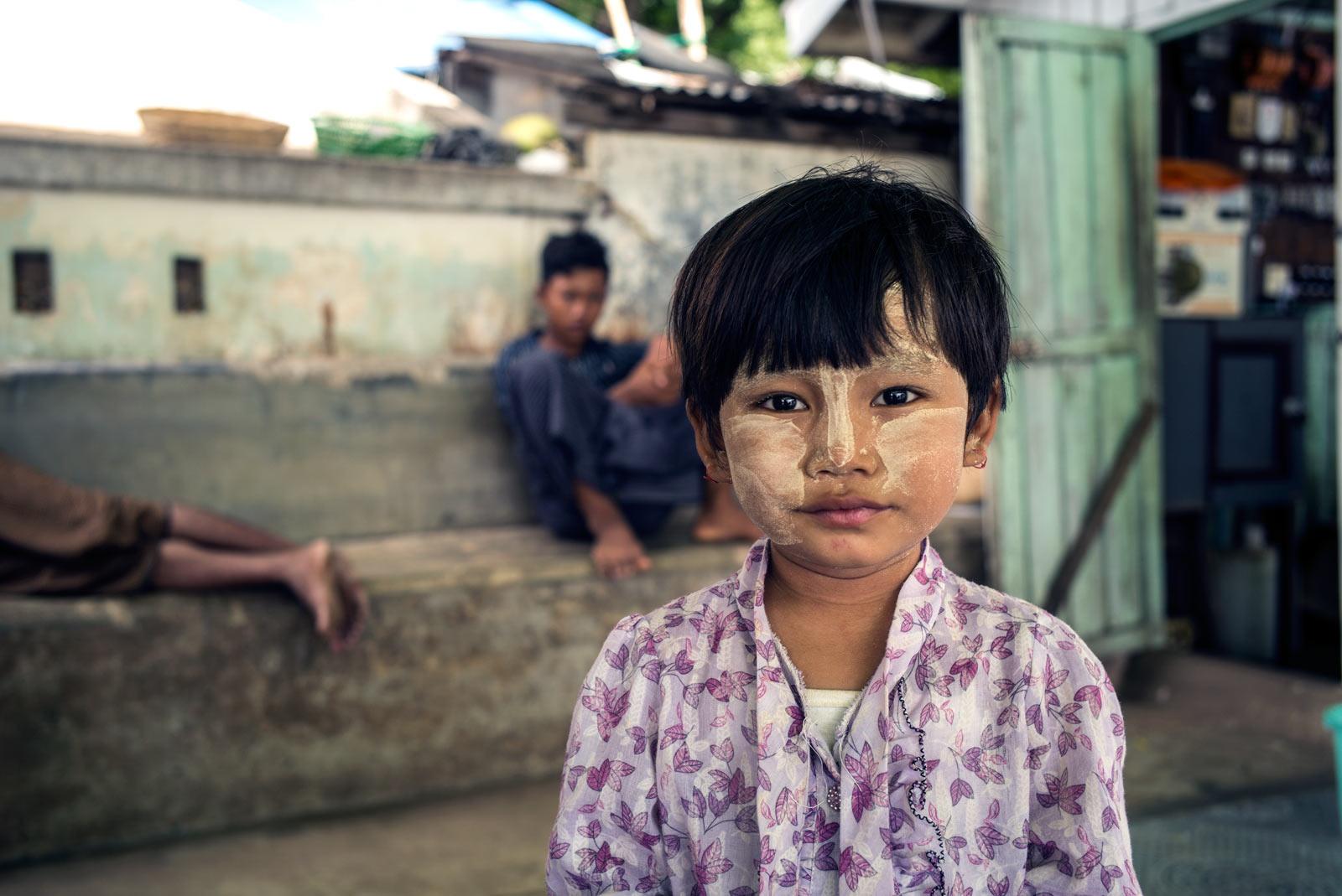 """""""Esto es Birmania, un lugar como ningún otro conocido"""""""
