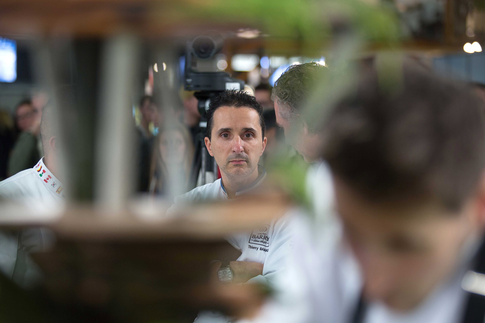Jurado del World Chocolate Masters Francia