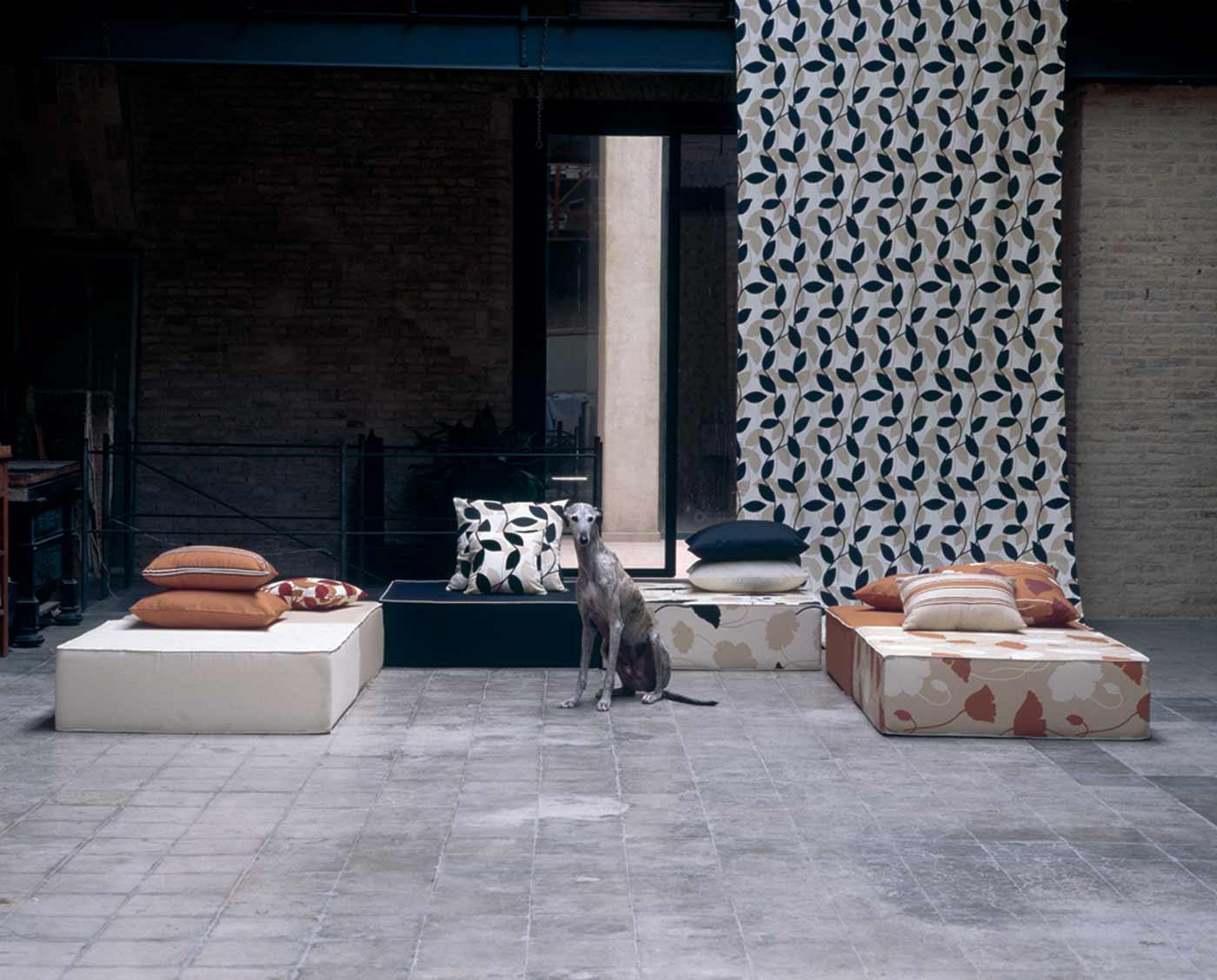 Textiles Amida. Imagen de marca.