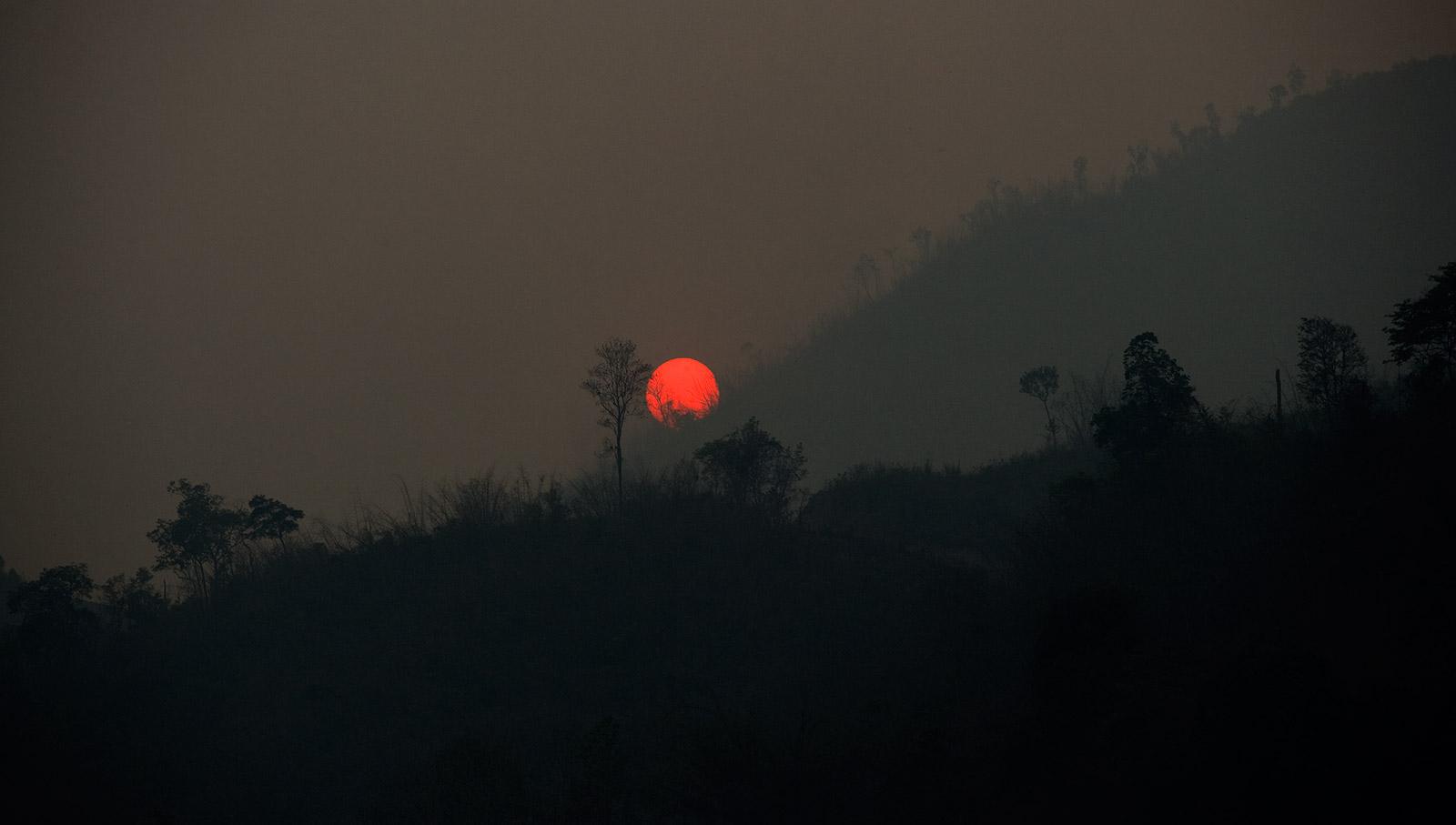 35 días en Laos