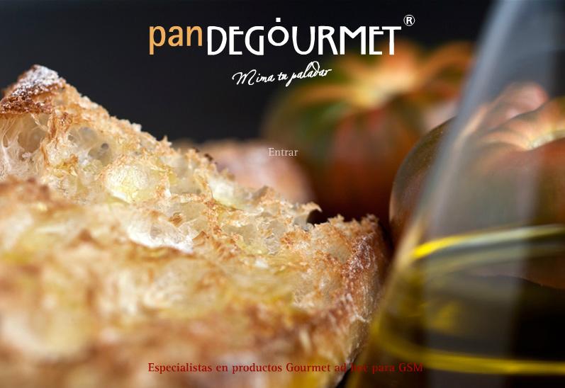 Pan de Gourmet