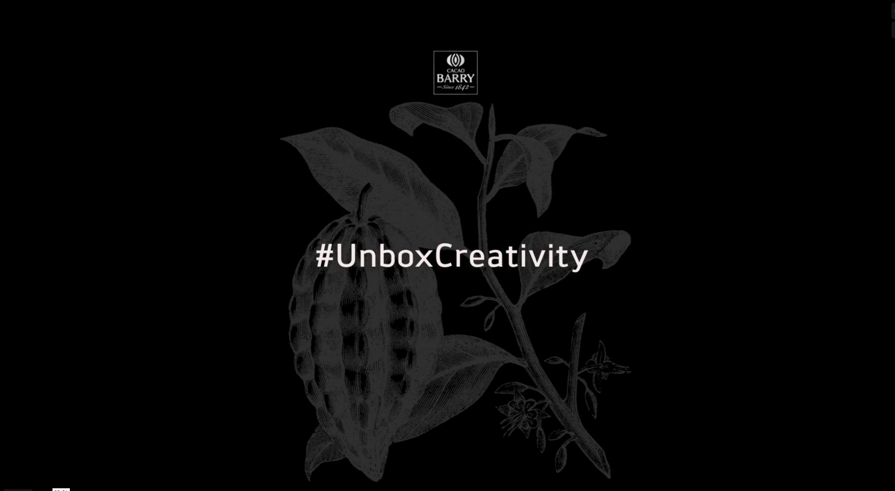 #Unboxcreativity – Brand Video CacaoBarry