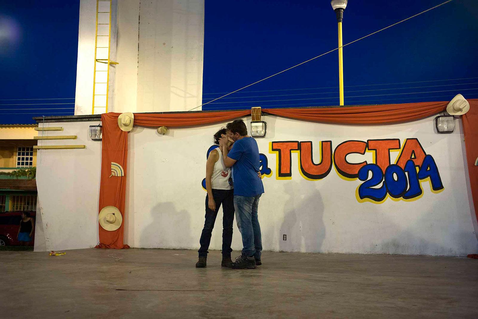 Tucta, México año 2014