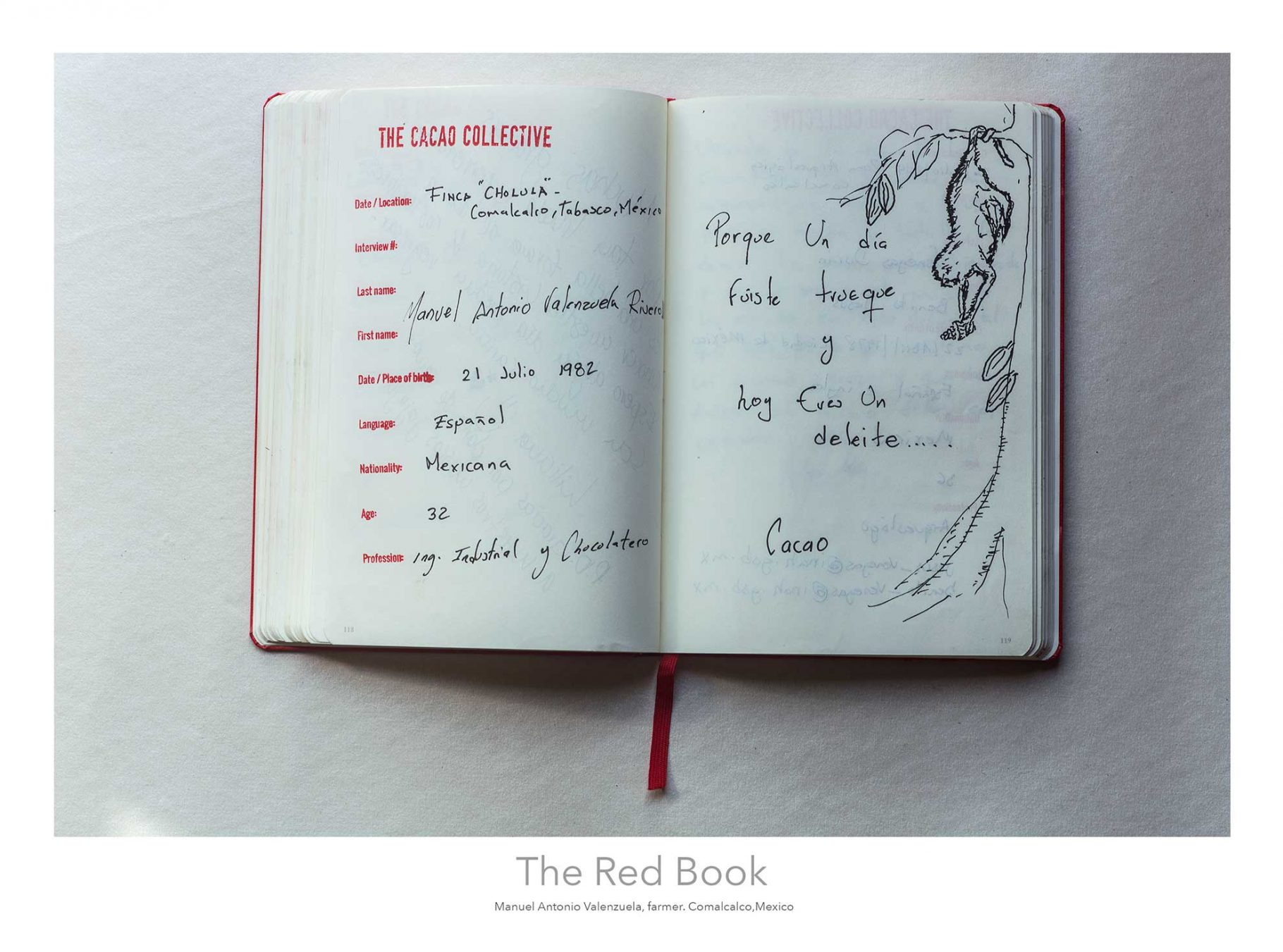 CacaoCollective Red Book
