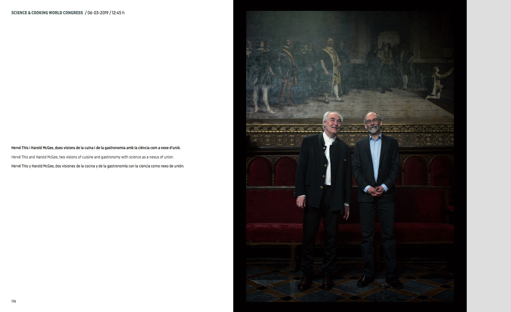 Hervé This & Harold McGee
